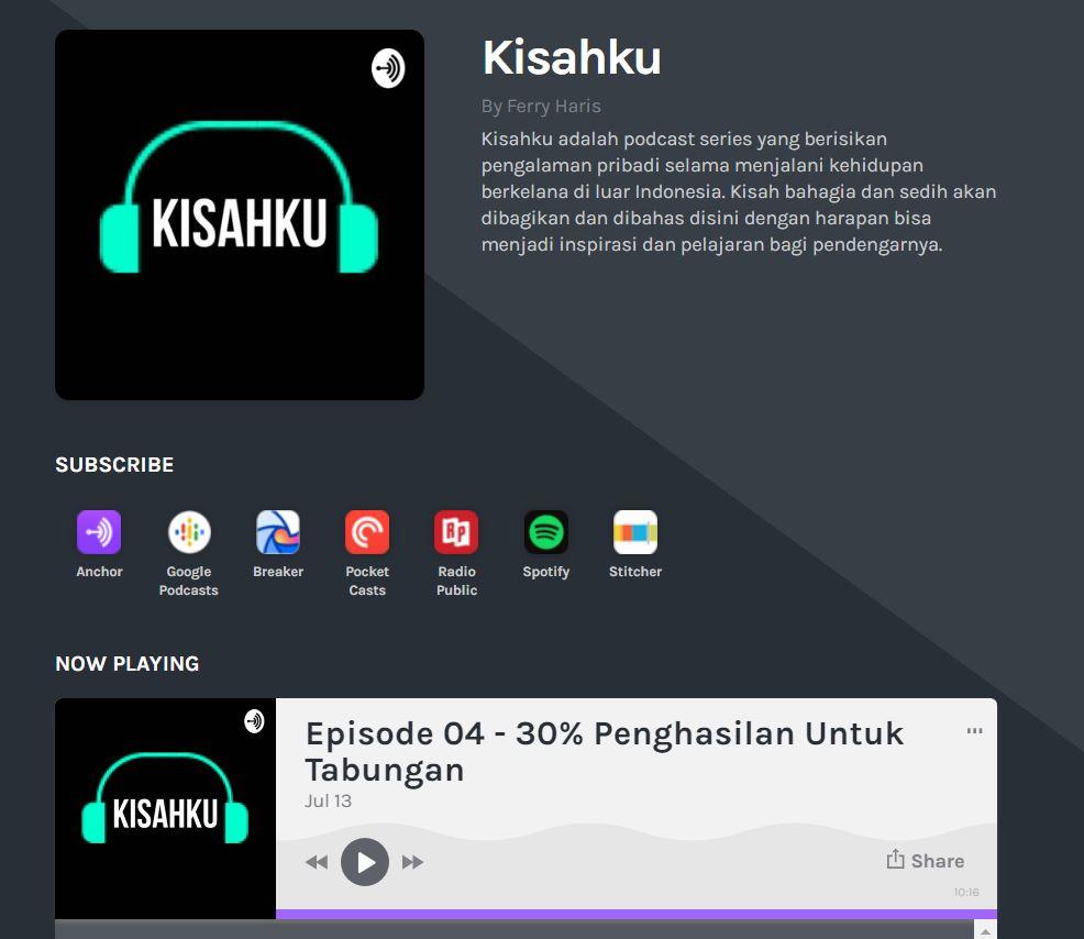 Podcast Kisahku